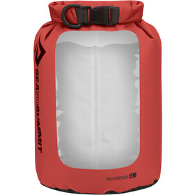 Sea to Summit View - Equipaje - 4l rojo
